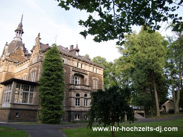Freie Trauung Schloss Ehreshoven Hochzeit Schloss